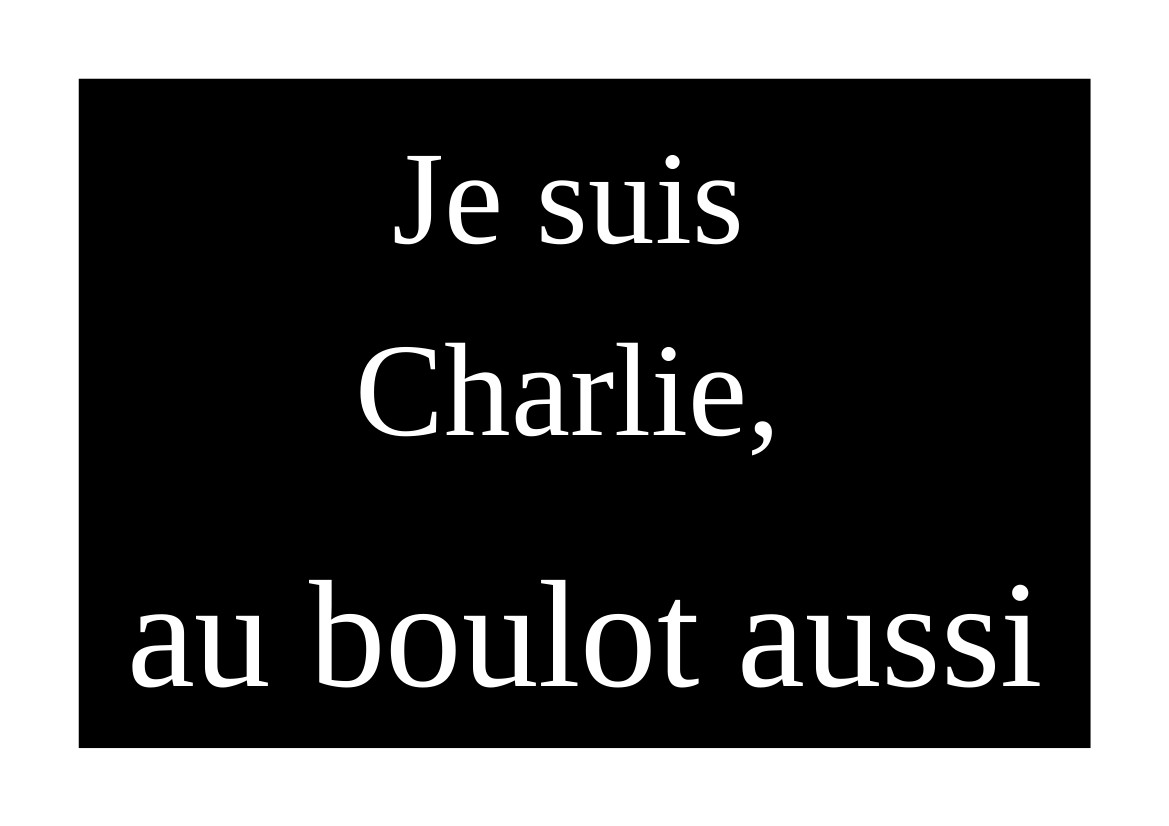Charlie-boulot