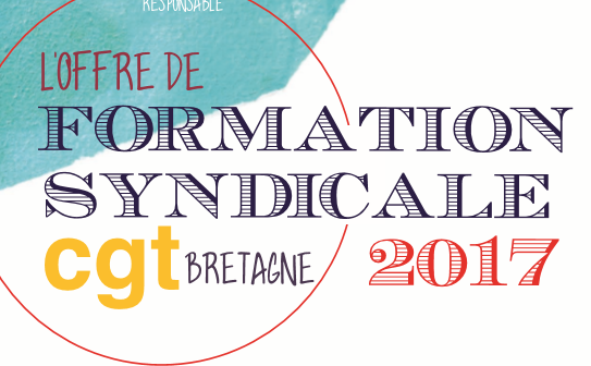 formation syndicale 2017
